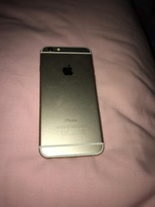 Good condition!! IPhone 6 Gold 16gb $250 OBO