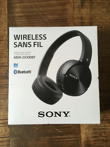 Headphone Wireless Sony