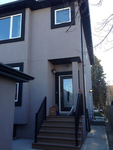 One basement MASTER Bedroom in house close to UofA and whyte ave