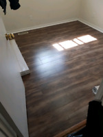 Experienced professional flooring services