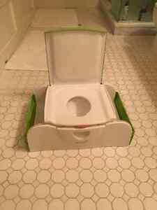 Boon potty chair & step stool in one