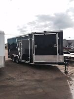 2014 Stealth Enclosed Trailer