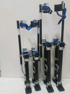 New magnesium stilts(buy any 2 sets free shipping within canada)