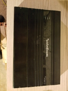 Rockford fosgate punch amps