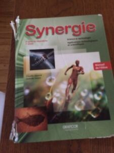 Synergie -Science et technologie