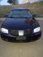 2004 Nissan Sentra - Need to sell it ASAP !!