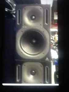 BEHRINGER Power Speakers with TRUTH B2031 excellent $199