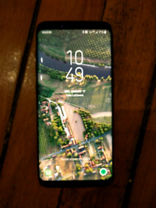 Samsung Galaxy S8 (Cracked Screen)