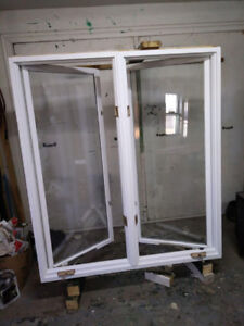Large Wood WIndow for Sale