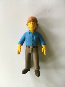 Mark Hamill Simpsons Action Figure