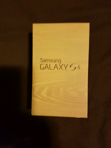 Galaxy S4 for sale (locked to virgin mobile )