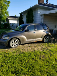 2002 Pt Cruiser As-is