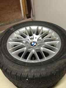 BMW Rims and Winter Tires London Ontario image 1
