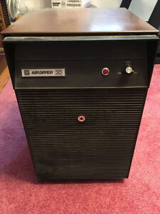 Old dehumidifier - Pending pick up