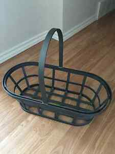 Wrought Iron Basket  New