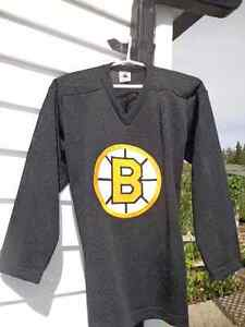Boston Bruins Mesh Hockey Jersey
