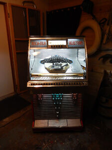 1955 ROCK-OLA JUKEBOX MODEL 1452