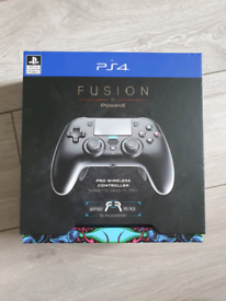 Fusion Pro Ps4 controller