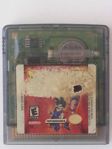 Dragon Ball Z: Legendary Super Warriors GBA/SP/GBC