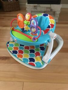 siege d'amusement Fisher Price pour bebes