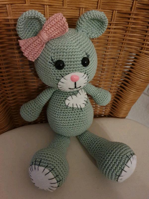 Amigurumi Crochet Teddy Bear Toys Free Patterns • DIY How To   800x600