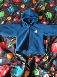 Mec 18 mth fleece hoodie blue Peterborough Peterborough Area image 1