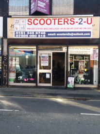 Mobility Scooters & Aids