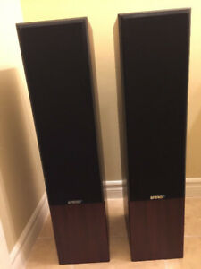(SOLD) Rosewood Energy 4.5 Speakers
