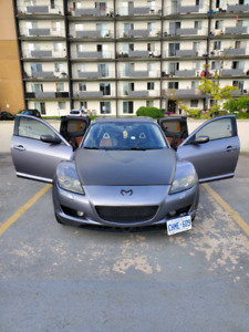 Mazda RX-8 2005 Certified