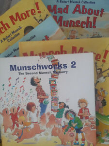 NEW  Robert N. Munsch Children's Books - Teachers - Homeschool