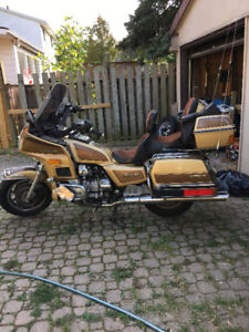 1200 goldwing for sale 1985