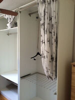 Great condition IKEA PAX wardrobes