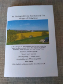An Illustrated Cycle ride round the Villages of Wakefield