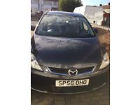 Mazda 5 sport 5 door manual 1.8 petrol
