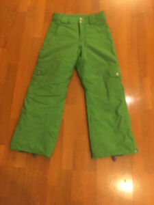 Size 10- 12 or medium boys Firefly snowboard pants