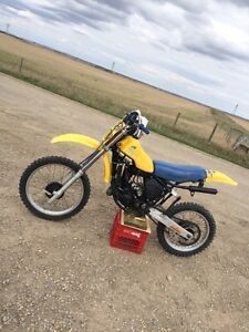 Suzuki RM125 for sale or trade