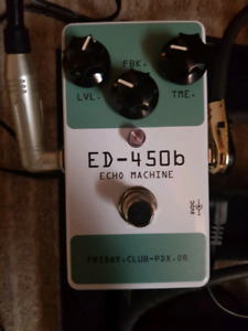 Friday Club echo machine ED-450b