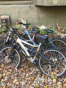 BIKES FOR SALE!