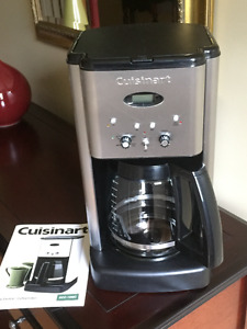 CUISINART COFFEEMAKER - BREW CENTRAL