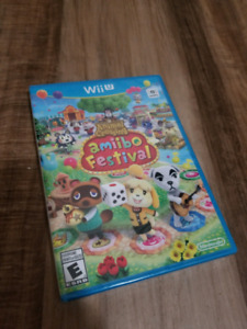 Animal Crossing Amiibo Festival for Wii U