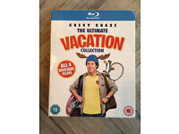 The ultimate vacation collection bluray set