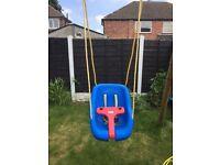 Little tikes baby swings