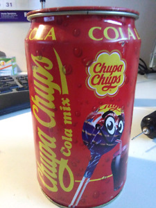 Chupa Chips TIN Canister