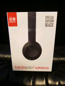 Beats by Dr Dre solo3 wireless headphones Bluetooth
