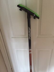 Curling broom with accessories