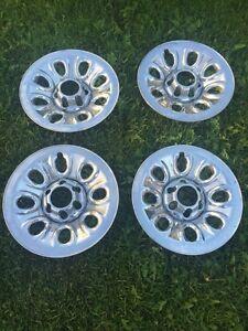 "Chevy/GMC 17"" Chrome Wheel Covers"