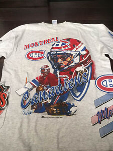 X-Large Montreal Canadiens T-shirt