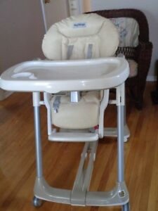 Peg Perego Deluxe High Chair