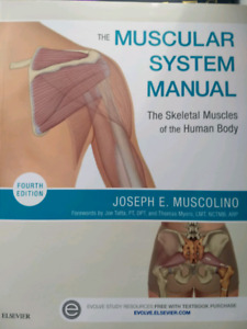 The Muscular System Manual Textbook