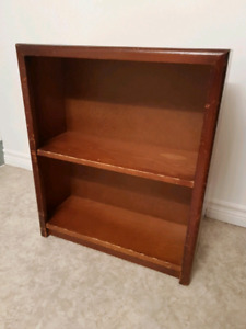 Solid Wood Bookcase MUST GO
